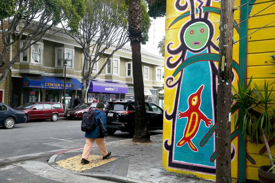 New businesses looking to open within the Calle 24 Latino Cultural District in San Francisco's Mission would face stricter zoning regulations under legislation authored  by new Supervisor Hillary Ronen. Photo: Liz Hafalia, The Chronicle