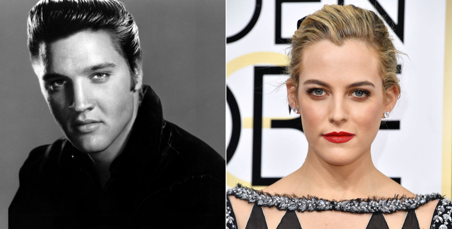 Elvis Presley's granddaughter Riley Keough is all grown up ...