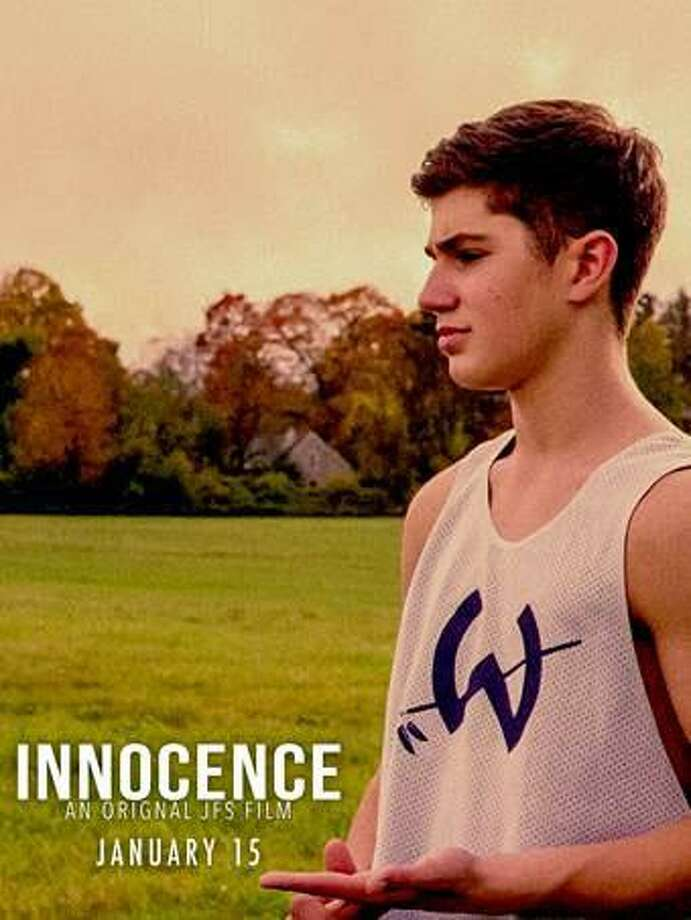"Brookfield High School senior Jonathan Sweeney's short film ""Innocence"" will premier at Bethel Cinema on Jan. 15 Photo: Contributed Photo / Hearst Connecticut Media / The News-Times Contributed"