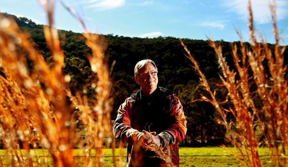Michael Chamberlain is photographed near Newcastle, NSW, July 9 2012. Photo: Fairfax Media/Fairfax Media Via Getty Images
