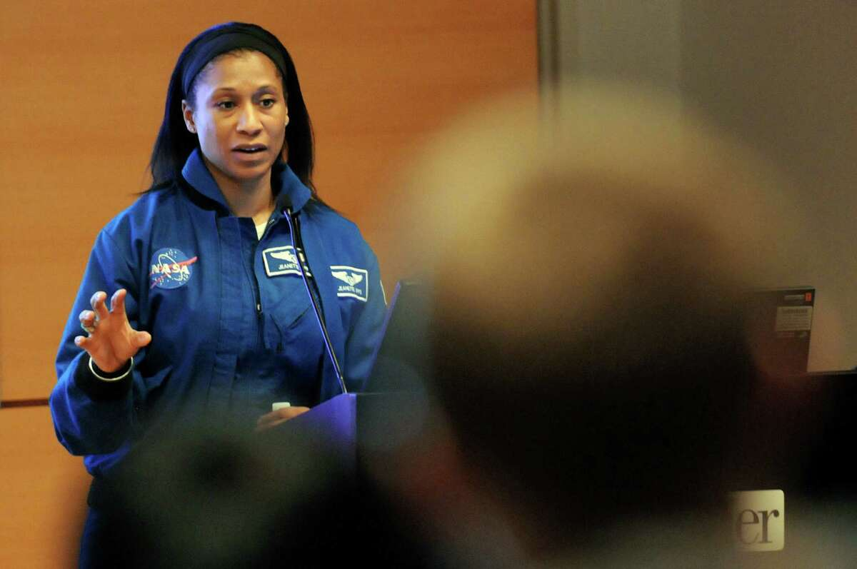 NASA Astronaut Jeanette Epps made history this year as the first Black woman to join the ISS.