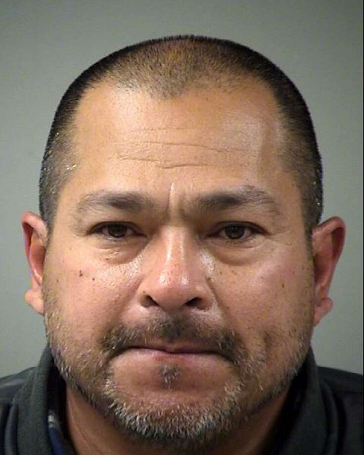Richard Sanchez, 49, was arrested Jan. 9, 2017, and charged with one count of intoxication manslaughter and three of intoxication assault. Photo: Courtesy: Bexar County Central Records /