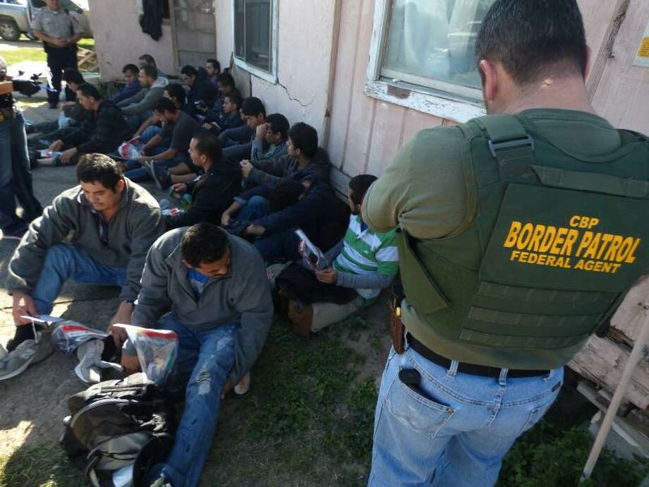 Multiple Border Patrol agencies collaborated to rescued 44 undocumented immigrants on Jan. 3, 2017.>>Click to see facts about undocumented immigrants in the U.S.