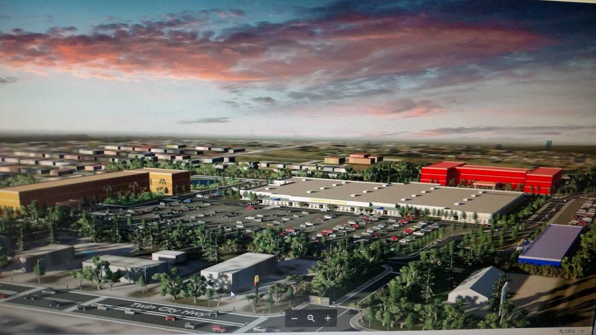 Group wants to makeover former site of Groves Super Kmart