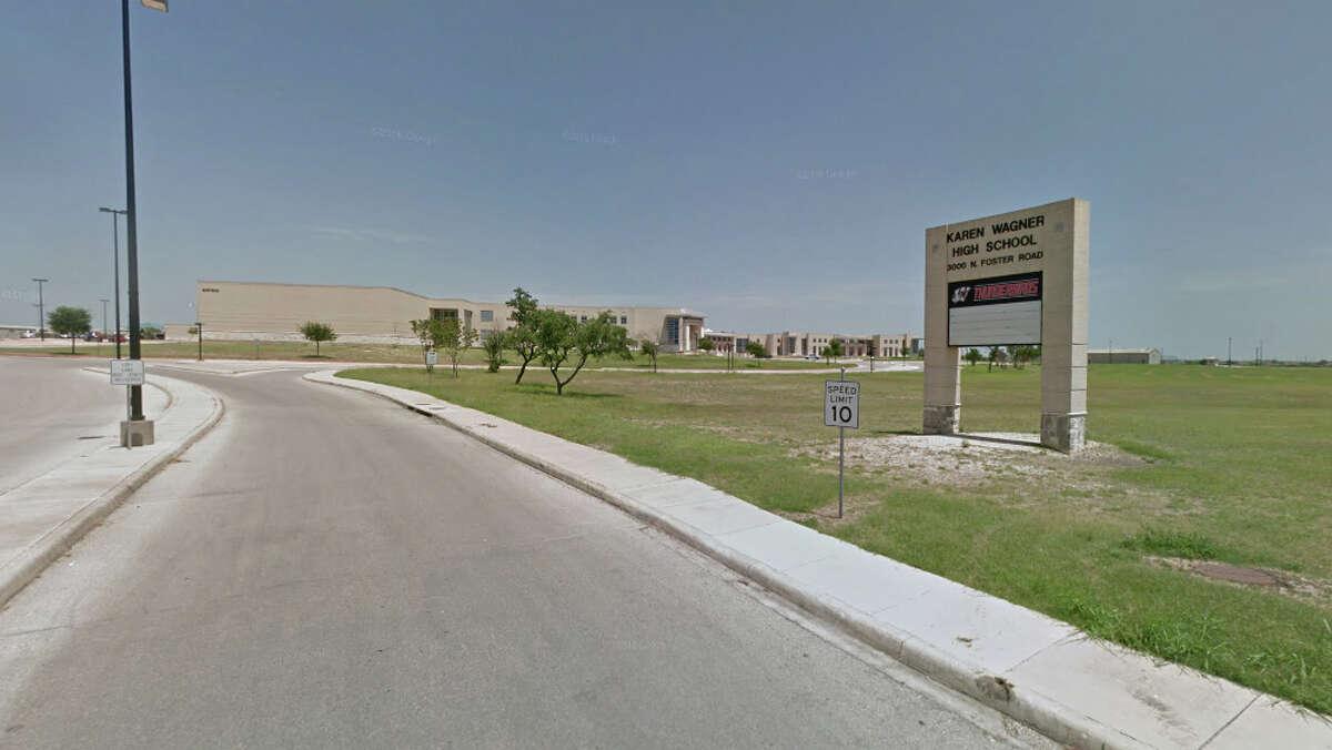 66. Karen Wagner High School: 3.5 of 5 Academics grade: C Student-teacher ratio: 16:1