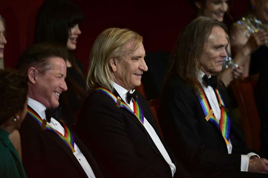 The Eagles were recognized at the Kennedy Center Honors in December. Photo: CBS / 2016 CBS Photo Archive