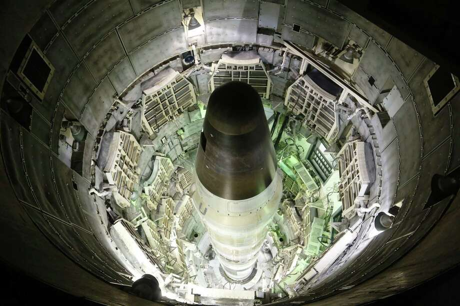"""A scene from the """"Command and Control"""" episode of the PBS show """"American Experience."""" The episode looks into one of America's most dangerous nuclear accidents — the deadly 1980 incident at an Arkansas Titan II missile complex. Photo: RJ / Courtesy PBS / Credit: Courtesy of WGBH"""