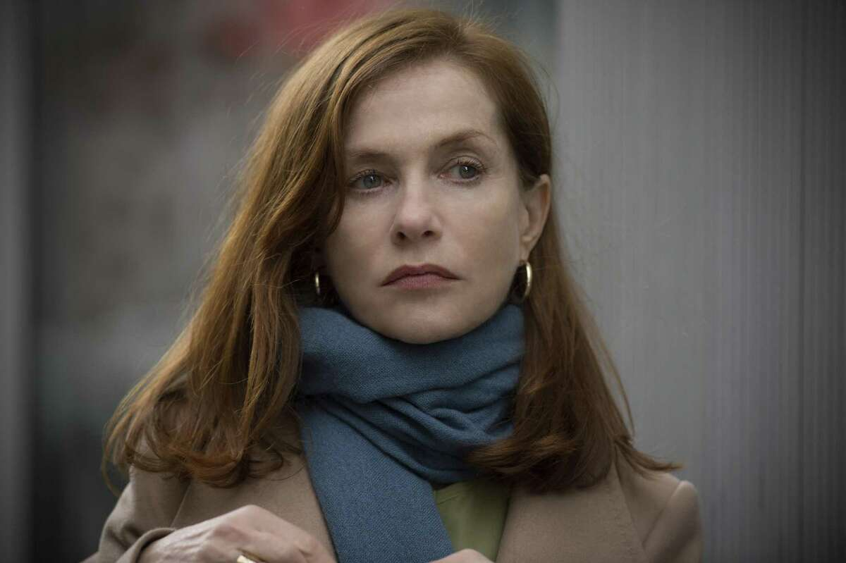 Huppert won a Golden Globe for her performance as a woman who reacts to a sexual assault in unexpected ways.