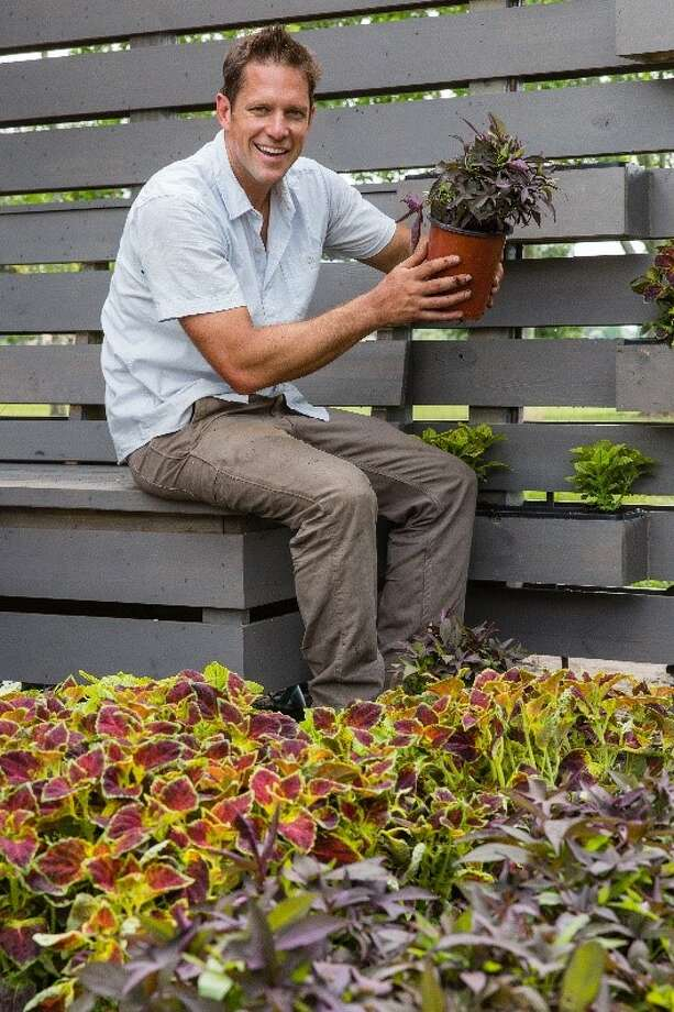 """Meet celebrity landscape expert Chris Lambton from HGTV's """"Going Yard"""" and DIY Network's """"Yard Crashers"""" at the 11th annual Spring Katy Home & Garden Show. Photo: Katy Home & Garden Show"""