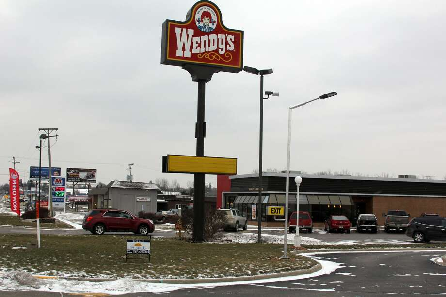 Renovation efforts on Wendy's restaurant in Bad Axe were recently completed.  Photo: Seth Stapleton/Huron Daily Tribune