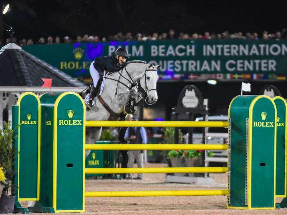 Every winter, the small town of Wellington, in southeast Florida,  experiences a tremendous influx of some of the wealthiest people in the  world. Photo: Winter Equestrian Festival/Facebook