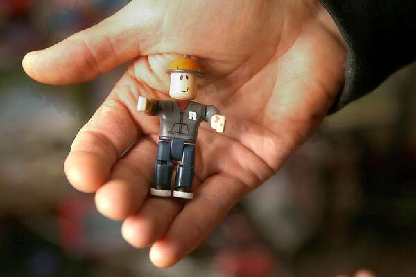Roblox Turning User Designed Video Game Characters Into Toys
