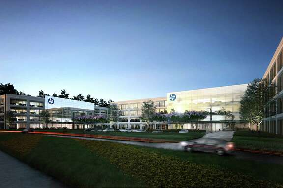 HP will occupy 378,000 square feet in two buildings on 12 acres near        Interstate 45 North and the Grand Parkway, according to the development        group consisting of Patrinely Group, USAA Real Estate Co. and CDC        Houston.