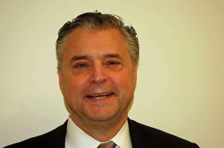 Democratic BET member Tony Turner of Greenwich Photo: Ken Borsuk /