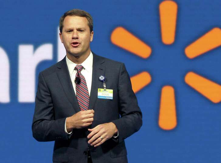 "Wal-Mart CEO Doug McMillon told investors: ""We need to manage expenses even better."""