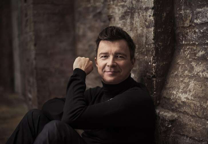 Rick Astley scored several pop hits in the '80s. He's back with a new album, 50.