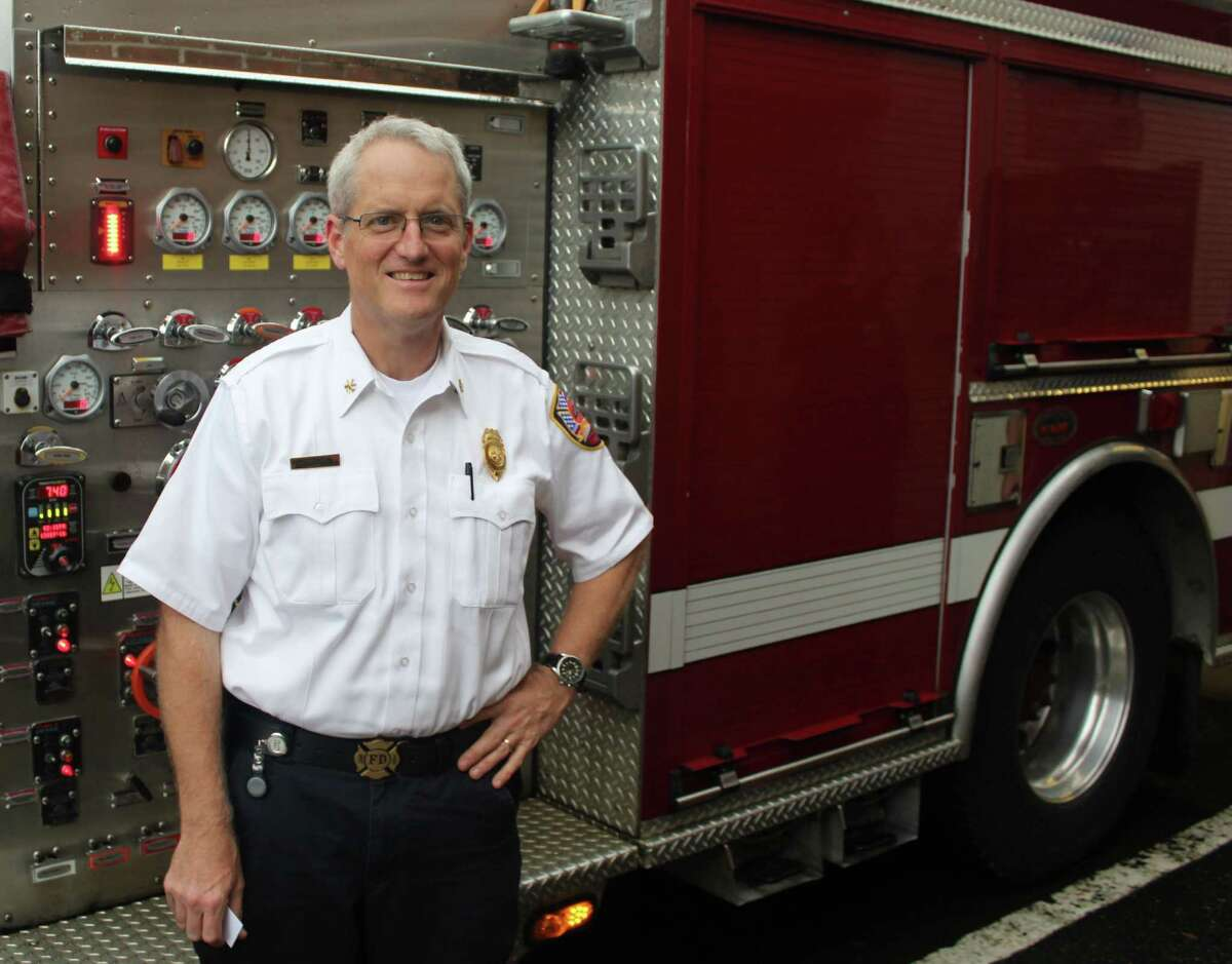 Assistant Fire Chief Robert Yost will take over as Westport, Conn. Fire Chief on March 1, 2017.
