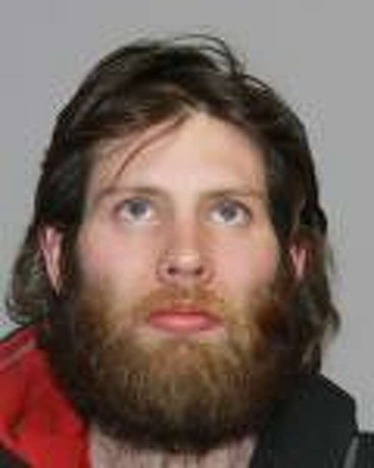 Galway resident Justin Staufenberg, 23, is charged with driving while intoxicated, aggravated unlicensed operation, unlawfully fleeing a police officer and several traffic violations. (State Police)