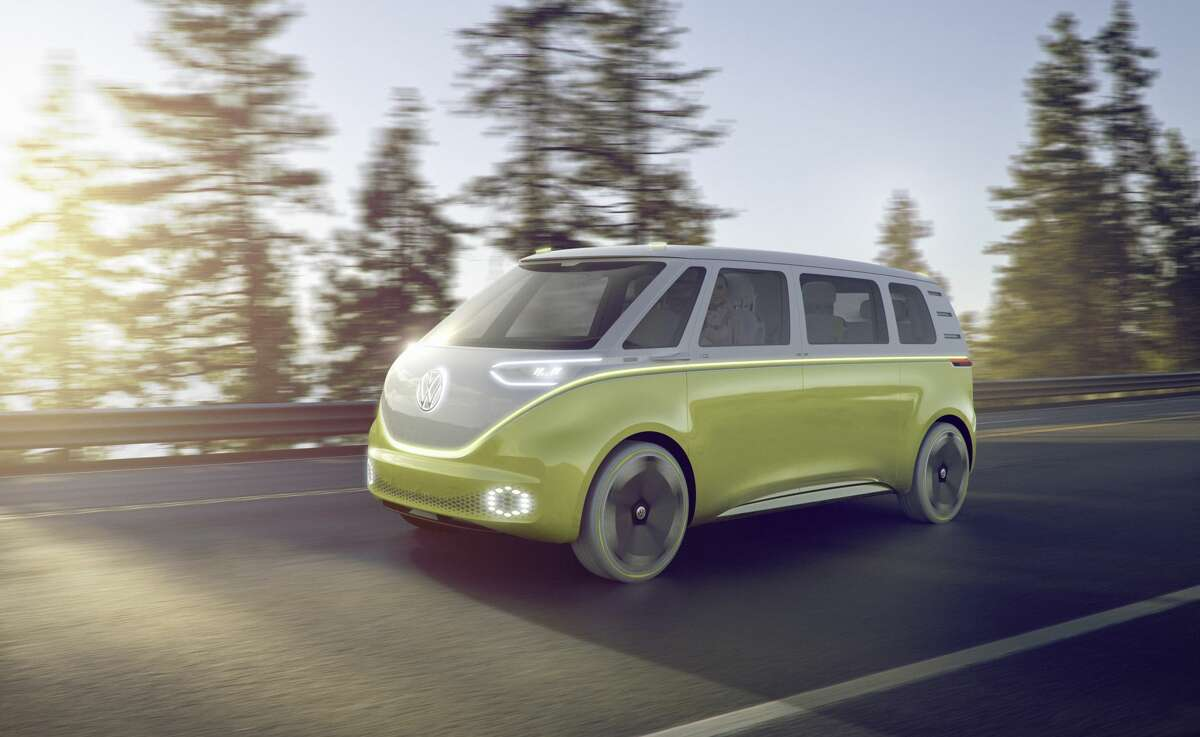 """Classic car comeback Amidst more than 750 cars on display at the North American International Auto Show in Detroit, Jan. 8-22, 2017, new versions of classic vehicles have had a strong presence. Volkswagen introduced its I.D. Buzz concept vehicle, an all-electric """"microbus for the future."""" Click through the gallery to see more of the classic cars on display in Detroit:"""