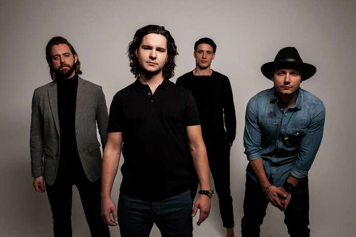 "Lukas Graham is riding high on the success of the single ""7 Years."""