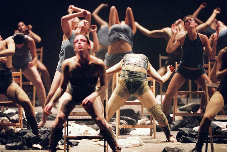 """Mr. Gaga"" is a new documentary film about the choreographer Ohad Naharin. Photo: Heymann Brothers Films"