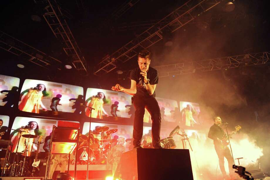 Bastille Photo: Emma McIntyre, Getty Images For CBS Radio / 2016 Getty Images