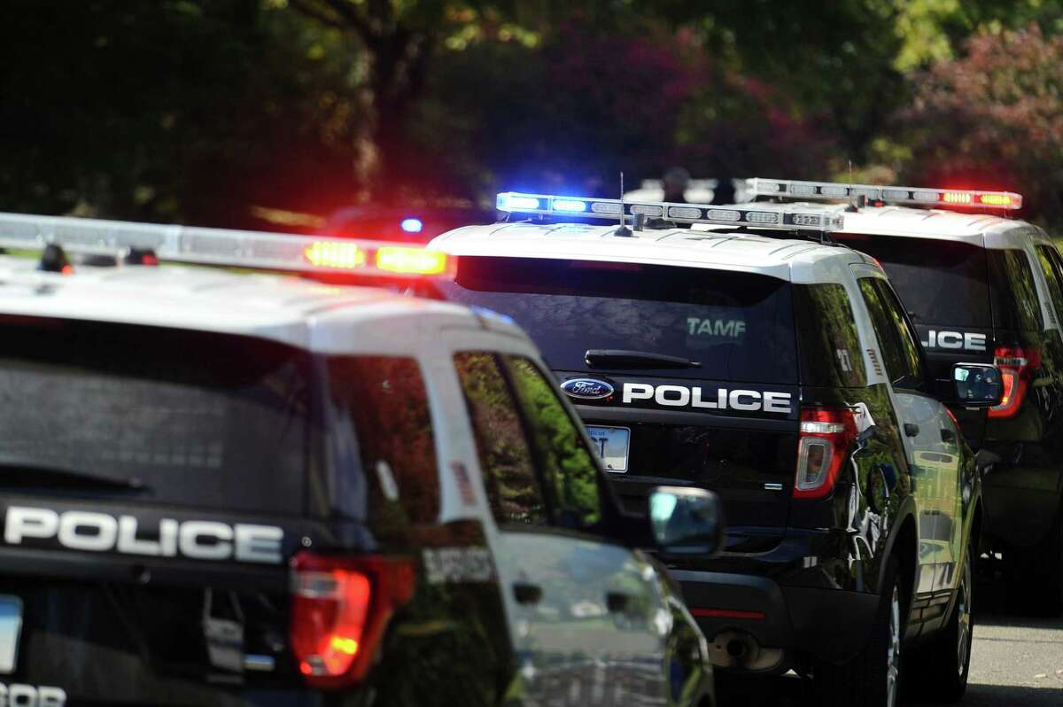 Stamford police (file photo).
