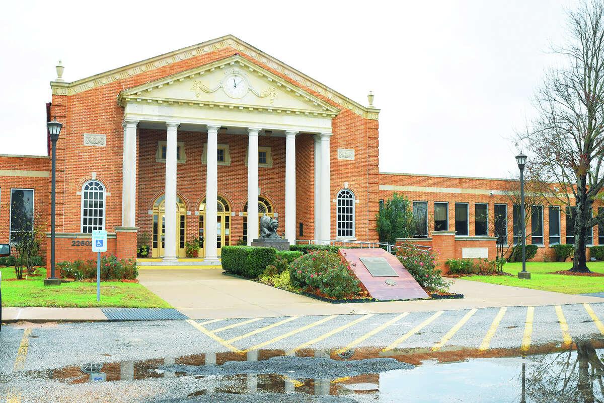 17.Cy-Fair High School 22602 Northwest Fwy., Cypress
