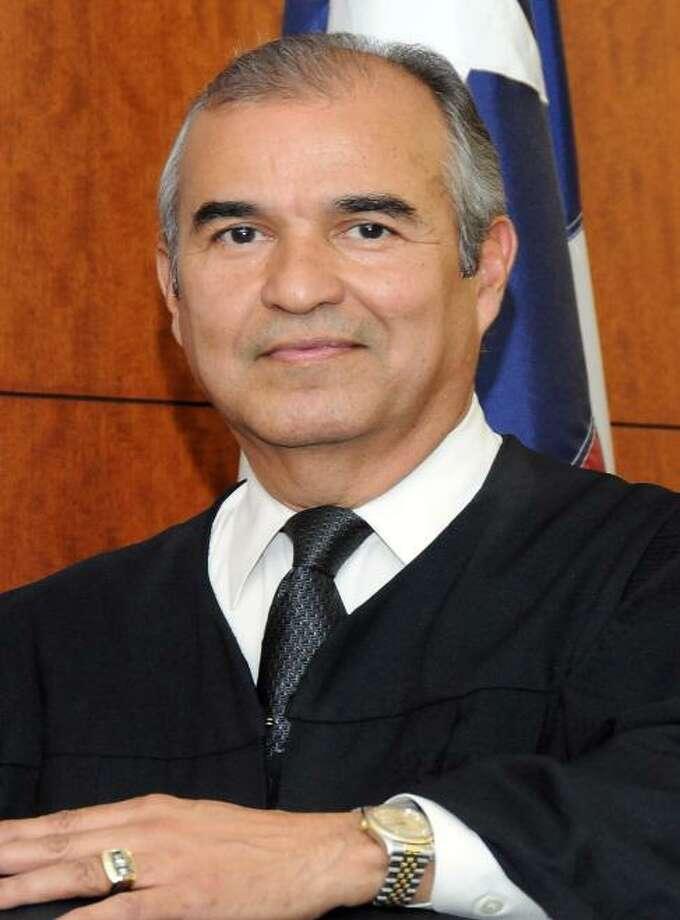 Former judge David Mendoza.