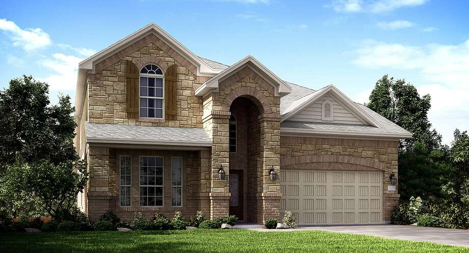 Lennar has opened a model home in the Conroe community of Laurel Ridge. Photo: Lennar