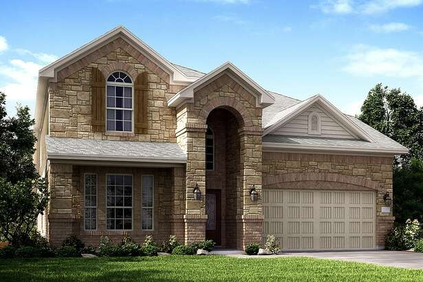 Lennar has opened a model home in the Conroe community of Laurel Ridge.