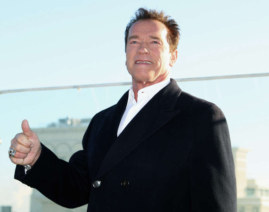 Actor and former California governor Arnold Schwarzenegger has been hired by the University of Houston to deliver the university's Spring 2017 commencement speech.Keep clicking to see other notable people who have attended graduations to deliver commencement speeches and receive honorary degrees. Photo: Epsilon/Getty Images