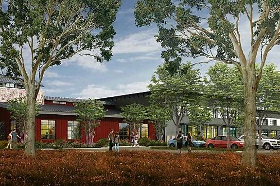 A rendering of Russian River Brewing Co.