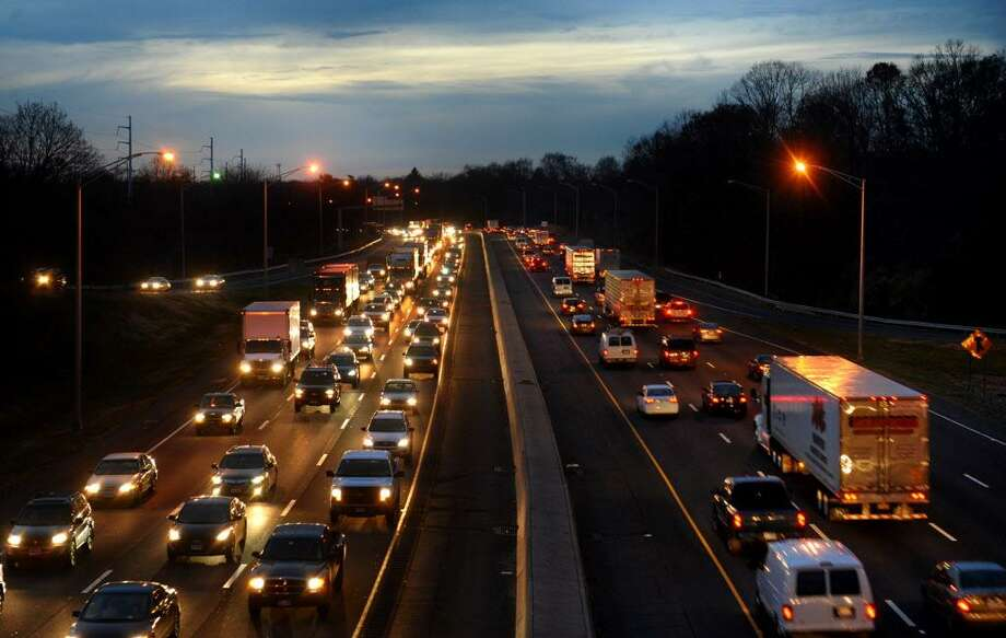 Those who live close to highways often want costly sound barriers to protect them from noise and air pollution. Transportation advocate Jim Cameron wonders why taxpayers foot the bill. Photo: Christian Abraham / Christian Abraham / Connecticut Post
