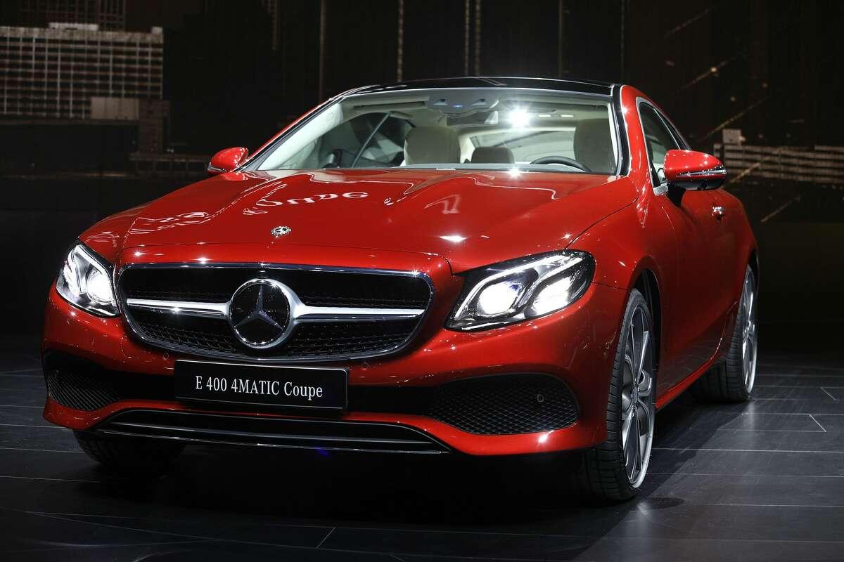 9. Mercedes-Benz E-Class Average new car price: $71,008 Average 3-year used price: $33,690 Depreciation: 52.7%
