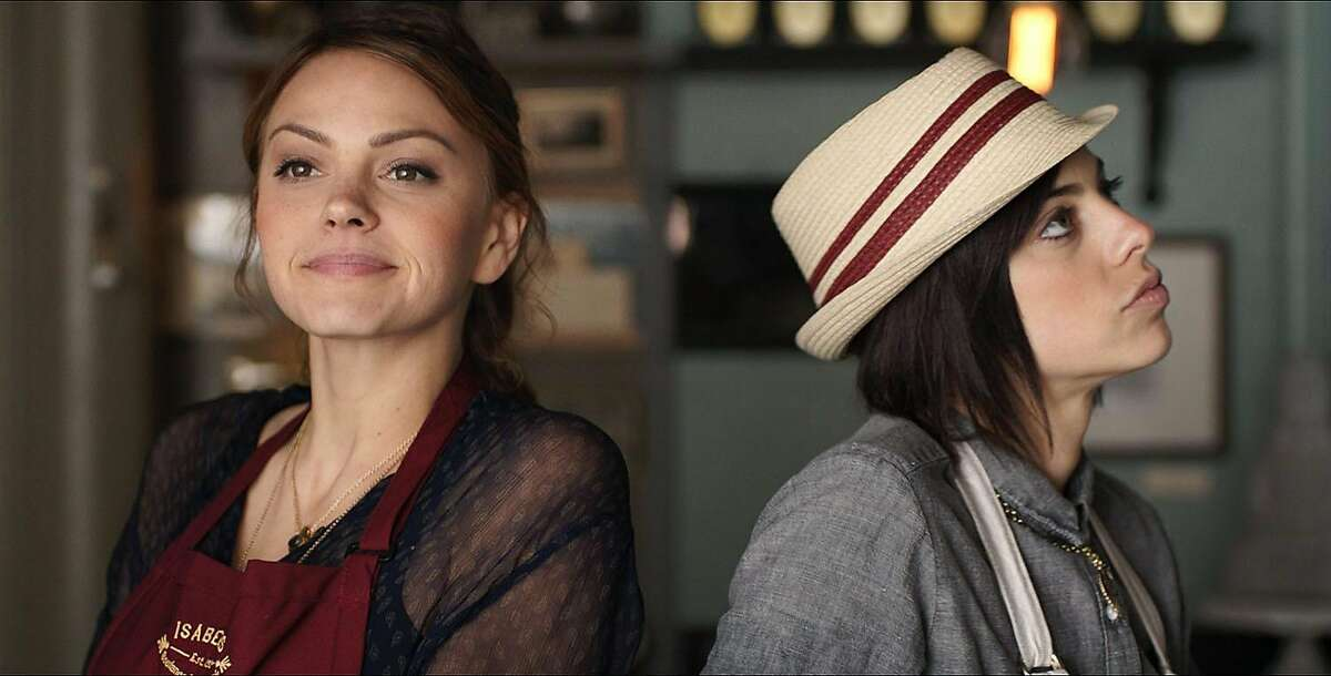 Aimee Teegarden and Krysta Rodriguez star in