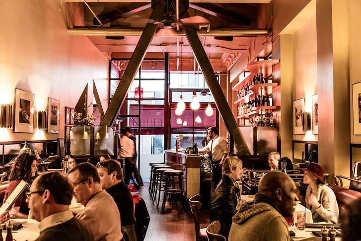 Cafe Claude on Claude Lane in S.F. has a new chef, Justin Minnich, and has never been better.