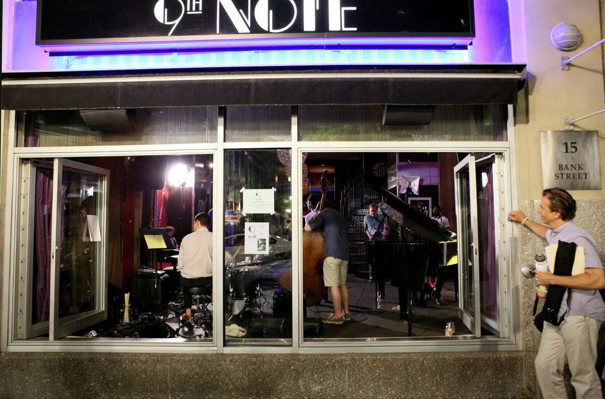 January 2017 9th Note Jazz Supper Club in Stamford Read more