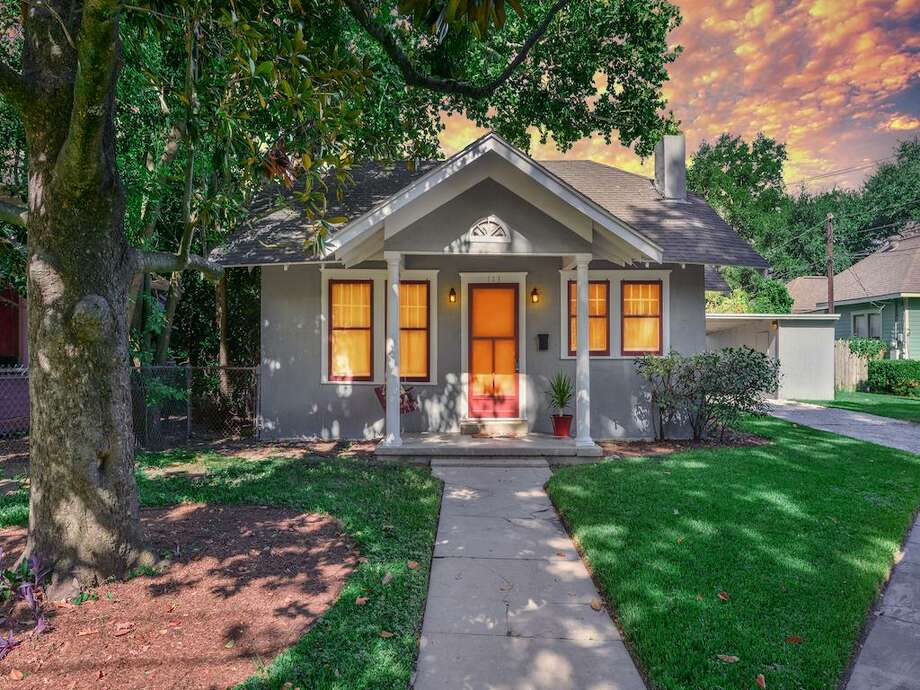 Houston: 113 Northwood (Greater Heights) Listing price: $330,000 Square feet: 980 Price per square foot: $337 Photo: Houston Association Of Realtors