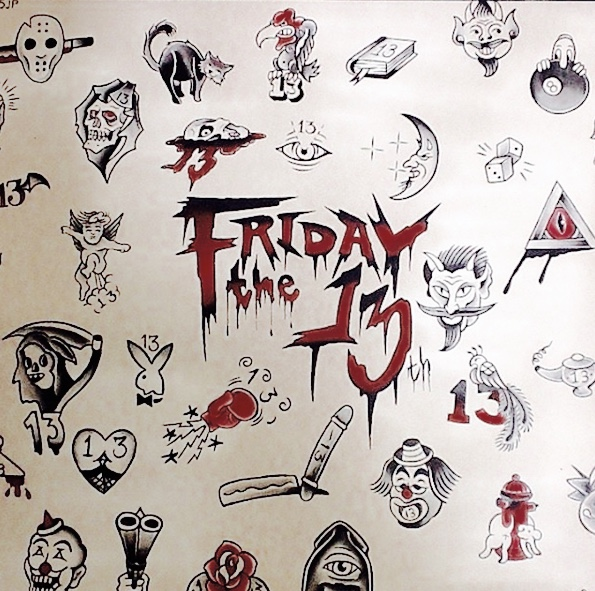 Get inked friday the 13th see the shops offering deals for Friday the 13th tattoo specials near me