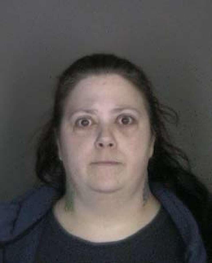 Angela M. Fusco (East Greenbush police photo)