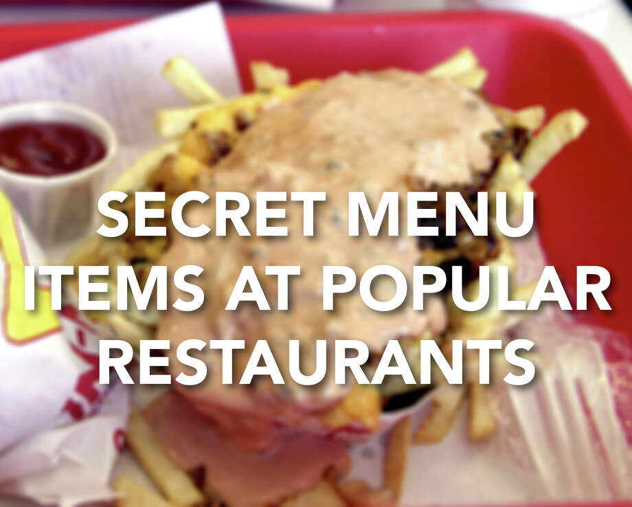 Are you a food insider? Click through to see if you knew about all these secret menu items at popular restaurants.