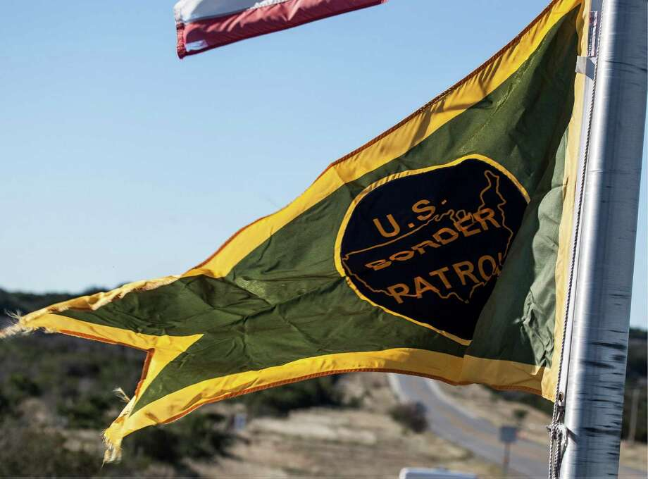 Photo: Peter Hightower / US Border Patrol