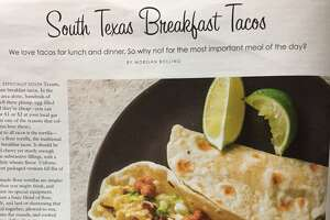 A page from Cook's Country magazine's February/March 2017 issue.