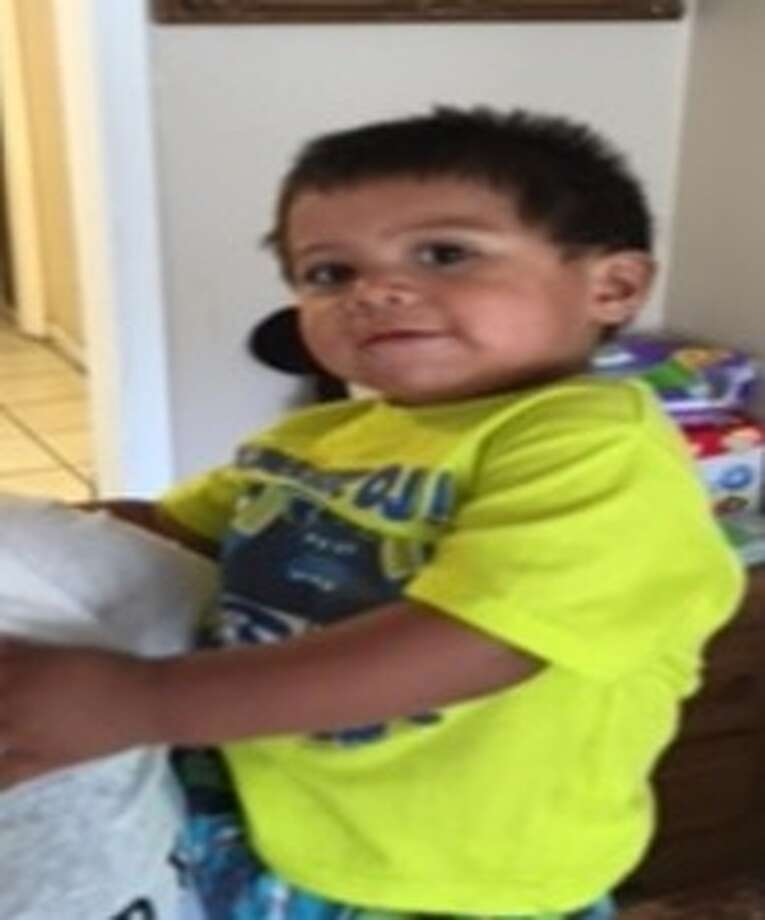 Jason Frausto is 2 years old, 2 feet tall and 30 pounds.
