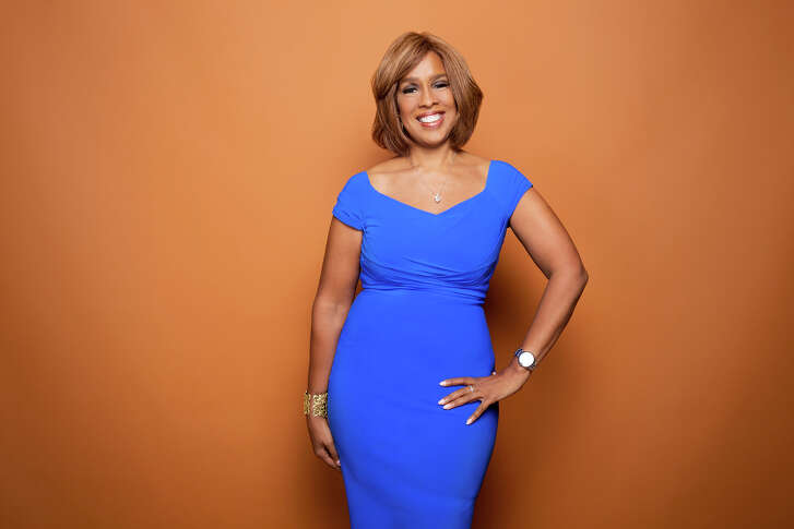 """""""CBS This Morning"""" viewers  love Gayle King's sunny personality."""