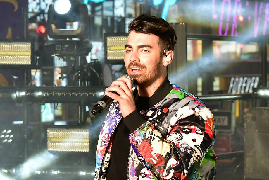 NEW YORK, NY - DECEMBER 31:  Joe Jonas of DNCE performs during the New Year's Eve Countdown at Times Square on December 31, 2016 in New York City.  (Photo by Eugene Gologursky/Getty Images for TOSHIBA CORPORATION) Photo: Eugene Gologursky, Getty Images For TOSHIBA CORPORA