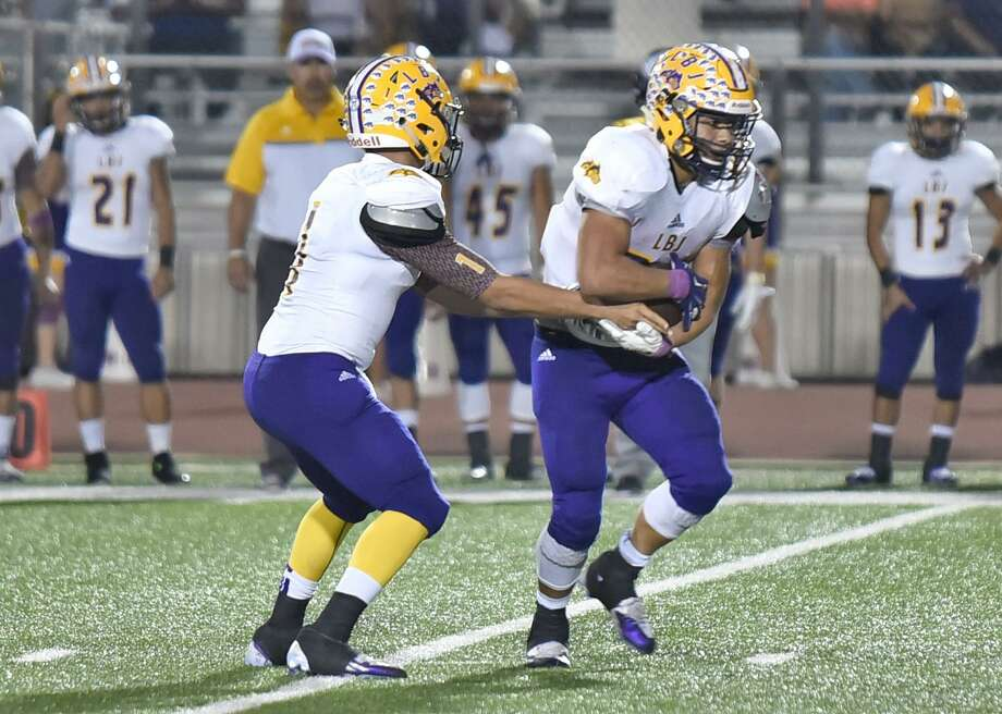 LBJ won just one game in 2016, a year after winning a school record seven games. Photo: Danny Zaragoza / Laredo Morning Times File / Laredo Morning Times