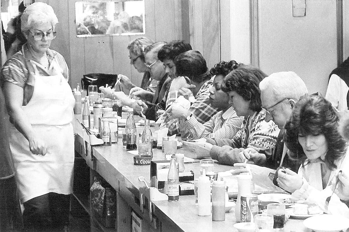Image from Quality Cafe in Downtown Beaumont. Opened for about 50 years, the cafeQuality Cafe closed in 2014. Photo date unknown.Enterprise file photo