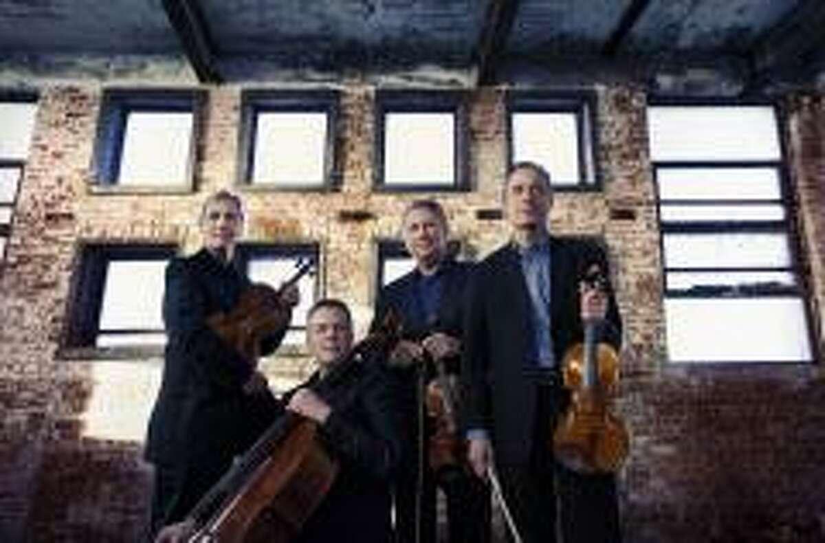 Emerson String Quartet, circa 2015